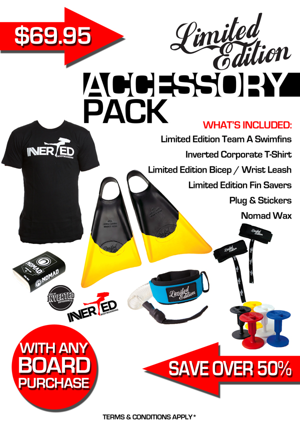 Limited Edition Accessory Pack