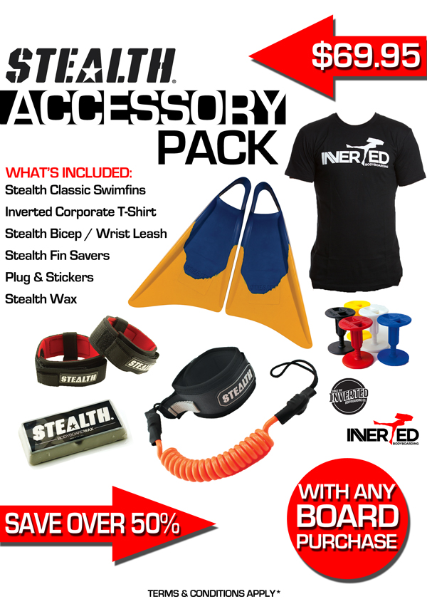 Stealth Accessory Pack