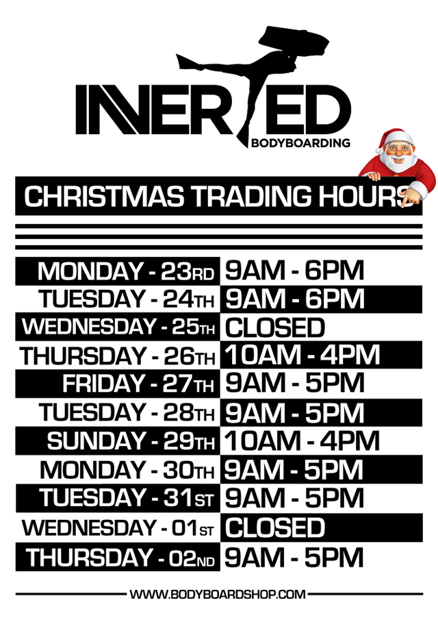Inverted Trading Hours